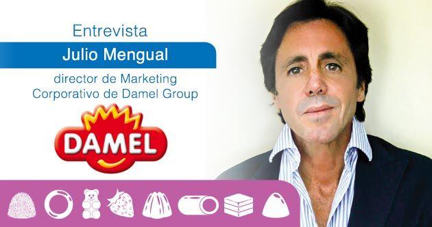 """Julio Mengual, director de Marketing Corporativo de Damel Group, afirma en esta entrevista que la gran apuesta de Damel este 2017 ha sido la compra de la planta de Dulciora a Mondelez, lo que supondrá un aumento de la capacidad, """"necesario dentro del plan estratégico de la compañía"""", que en 2016 agrupaba sus empresas en una única filial"""