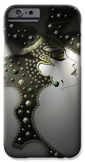 Glam IPhone 6s Case for Sale by Muge Basak.  Protect your iPhone 6s with an impact-resistant, slim-profile, hard-shell case.  The image is printed directly onto the case and wrapped around the edges for a beautiful presentation.  Simply snap the case onto your iPhone 6s for instant protection and direct access to all of the phone's features!