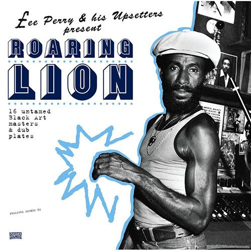 Lee Perry And His Upsetters - Roaring Lion on 2LP