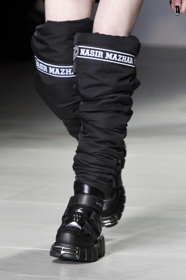 Nasir Mazhar at London Fashion Week Fall 2014 - Livingly