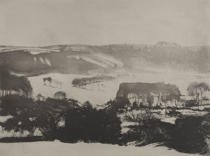 The Zillah Bell Gallery has the largest collection of Norman Ackroyd CBE RA's work outside his studio. Please do come in to see his incredible work.