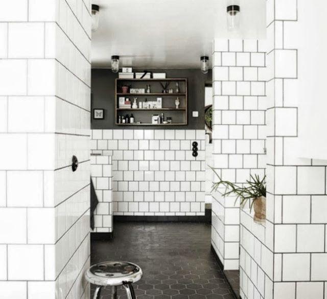 White Tiles Black Fugue