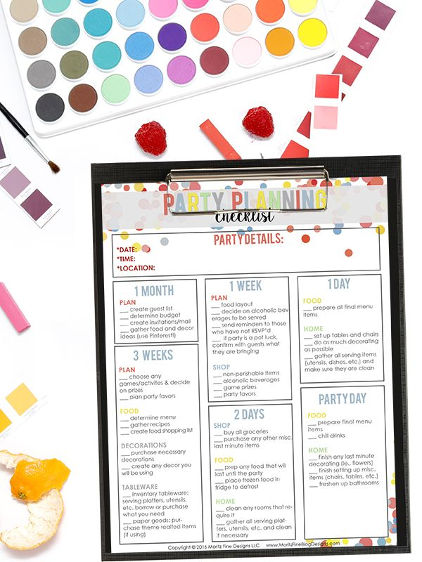 Best 25+ Party planning printable ideas on Pinterest Party plan - party planning templates
