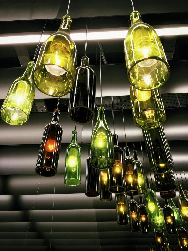 Superb Decor Your House   With Recyclable Waste Products