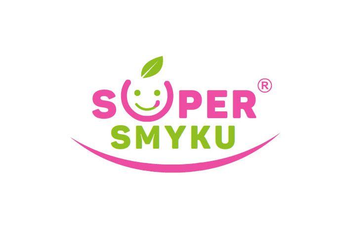 Logo SUPER SMYKU  http://www.nlogo.pl/portfolio/super-smyku-logo-dla-firmy-spozywczej