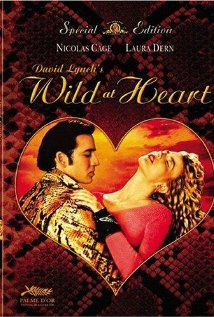 'This is a snakeskin jacket! And for me it's a symbol of my individuality, and my belief... in personal freedom.'     Wild at Heart, 1990.