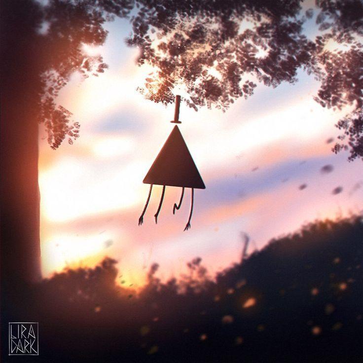 Gravity Falls| Bill Cipher/Dipper Pines| BillDip