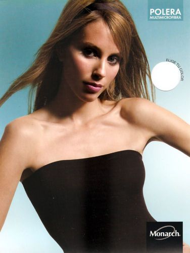 Tube Bandeau Top Basics Black Microfiber Stretch | eBay