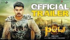 Vijay Puli Tamil Moive Official Trailer