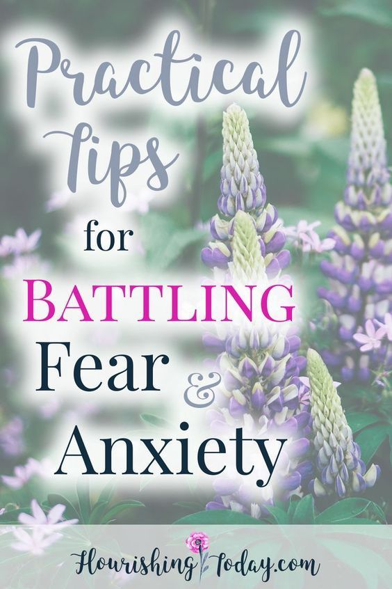 Are you consumed with fear and anxiety? Do you want to battle it but don't know how? Here are some practical tips for battling fear and anxiety.