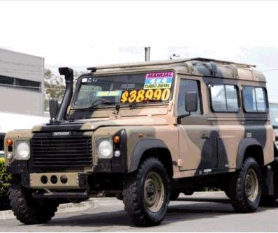 Image result for fit a wagon roof to a perentie