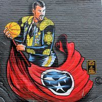 Marc Gasol Matador is one of many sites that Memphis Art Project highlights and tells you how to find
