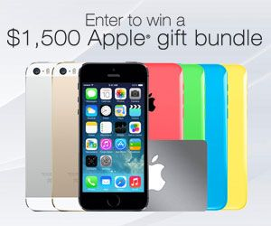 Free Apple Gift Card http://azfreebies.net/free-apple-gift-card/