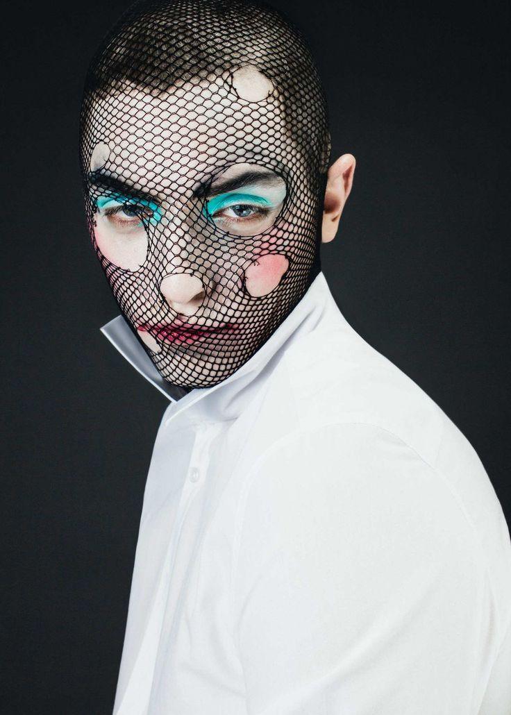 Vibrant Fashion Photography by Nicole Davidova #inspiration #photography