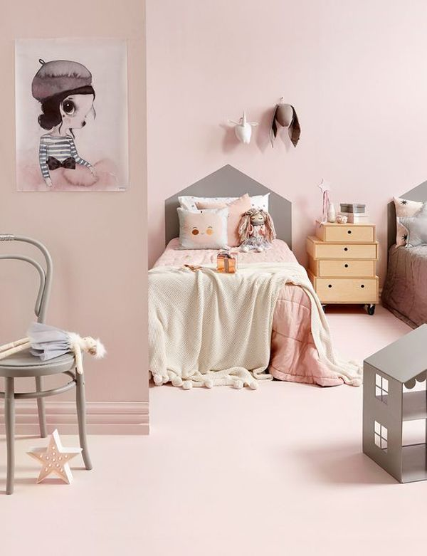 How to Decorate a Kids Room with Pink: 6 Ideas to Try