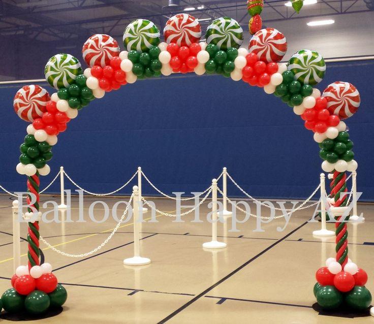 Best balloons for christmas images on pinterest