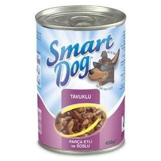 Smart Dog Tavuklu Yaş Köpek Maması