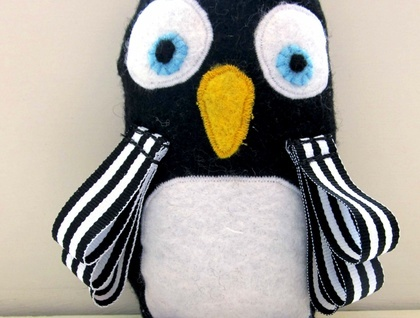 Taggy Penguin