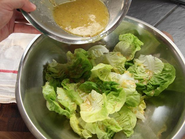 Simple Vinaigrette: Simple Vinaigrette, Simple Salad, Salad Recipes ...