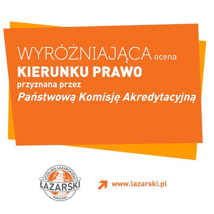 """""""lazarski #prawo"""