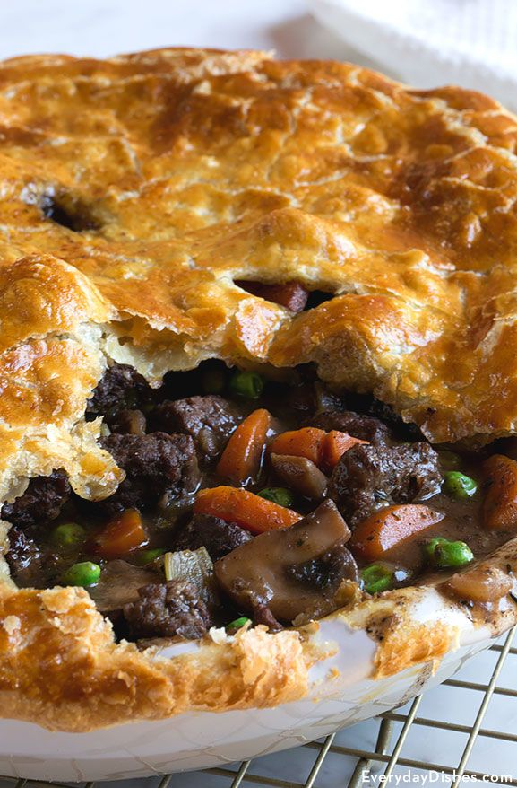 Chicken pot pie has been a household staple forever, but sometimes, you just want something a little different.