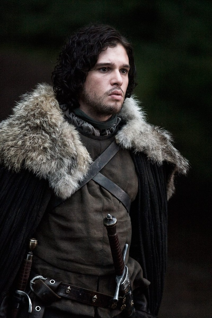 jon snow - game of thrones.  If the show decided to follow only his story line, I would not be disappointed.
