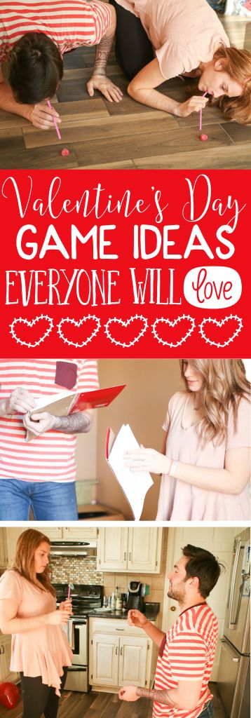 The valentine day games adult understand you