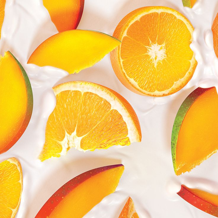 3D Fruits for Packaging on Behance