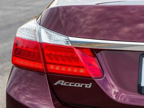 The 2014 Honda Accord Hybrid Might Provide A 47 Combined Mileage. The Honda company has released certain fuel economy estimates that are for the new model of the 2014 Honda Accord Hybrid. The official ratings are not in as yet from EPA but the Honda officials have stated that the car will help one to achieve a mpg which will near a 47 average on city roads or on highways where the latter will see more of the mileage than the former. Such ratings might put the fuel economy of
