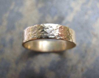 97 best Handmade Wedding Rings images on Pinterest