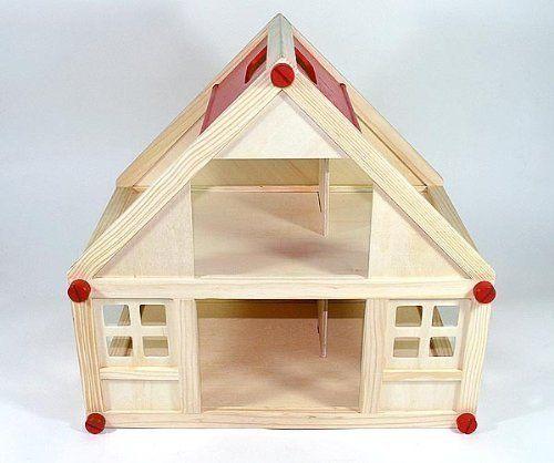 Freda Casa delle bambole in legno con 2 Piani Maniglia di... https://www.amazon.it/dp/B000YRTTS8/ref=cm_sw_r_pi_dp_x_N4Rxyb1P88T62