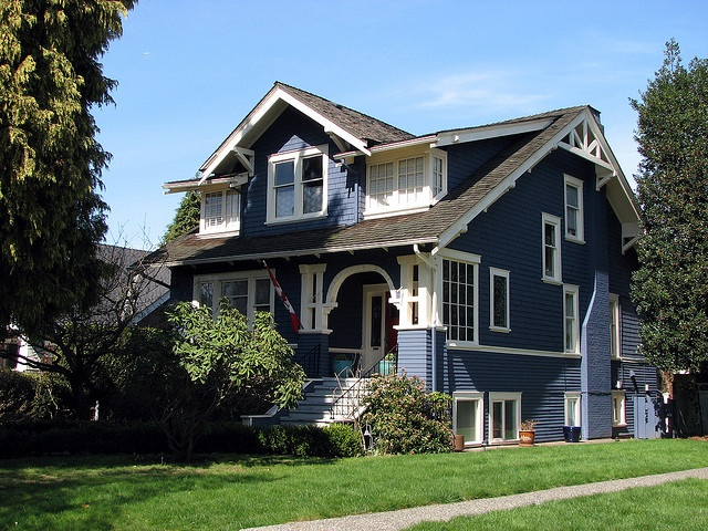 1910 Heritage Home in Kits, BC.