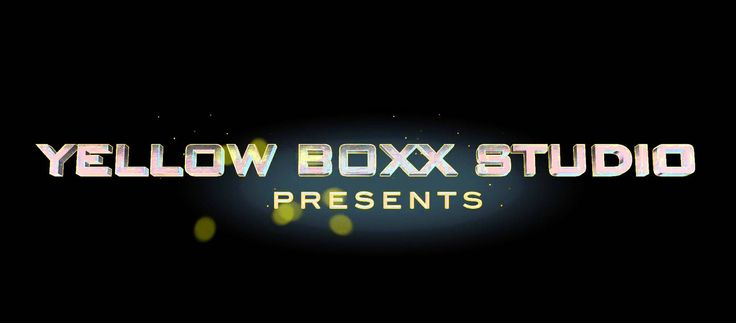Yellow Boxx Studio Title Animation | By SKC 2015-2016