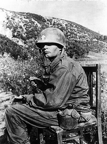 U.S. Army chaplain Father Emil Joseph Kapaun, who died May 23, 1951, in a North Korean prisoner of war camp, is pictured in an undated photo. The Medal of Honor, the nation's highest military award for bravery, awarded to the priest posthumously at the White House April 11.