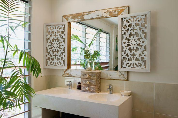 112 best images about living in the tropics aussie for Queenslander bathroom designs