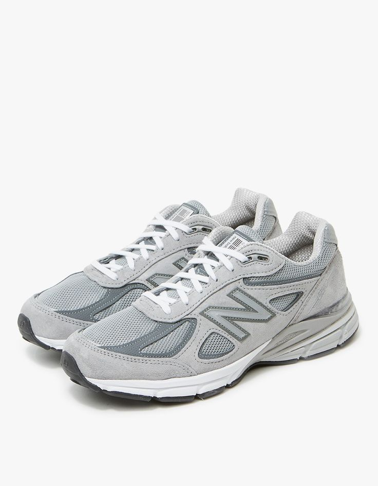 990 New Balance in Cool Grey