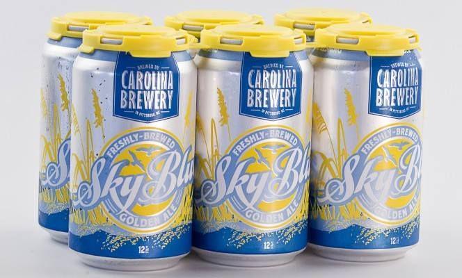 carolina brewery sky blue golden best nc beach beers