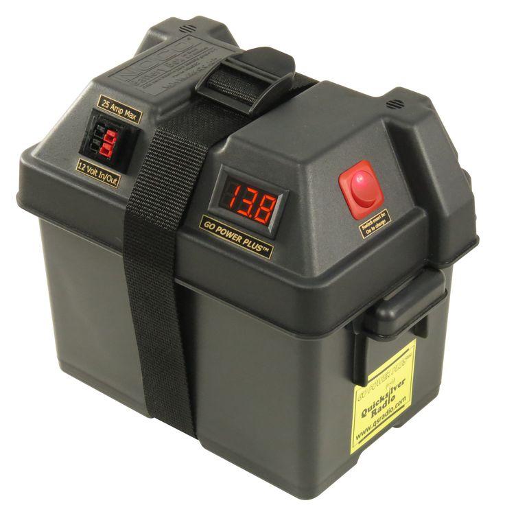 Amateur Radio Battery 47