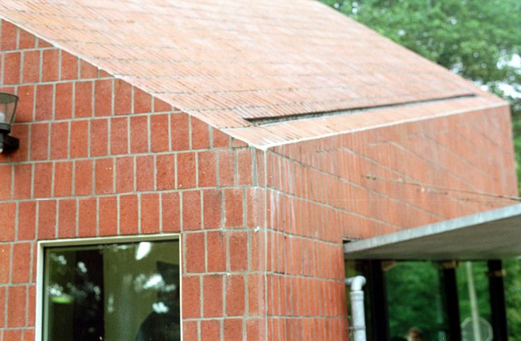 Brick covered roof   Forum   Archinect