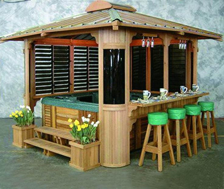 176 Best Wood Gazebos Images On Pinterest Gazebo Pergola