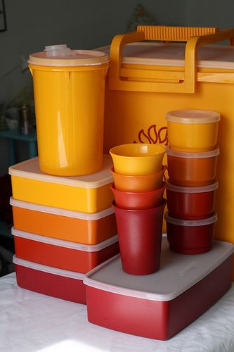 Flickr: The Vintage Tupperware Collectors Pool