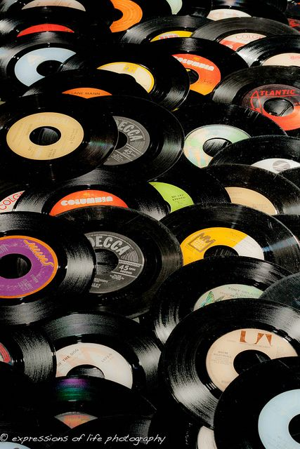 45's Still Rock....if only I still had my turntable.