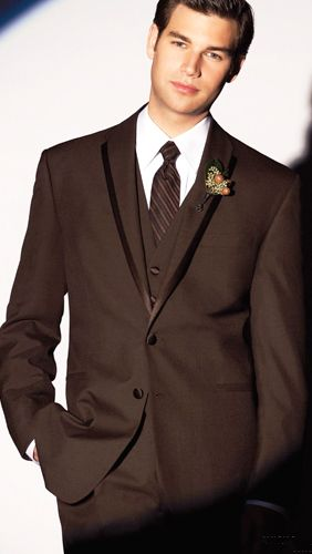 Best 25  Brown tuxedo ideas on Pinterest | Mens dinner jacket ...