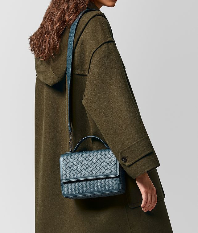 BOTTEGA VENETA ALUMNA BAG IN INTRECCIATO NAPPA Crossbody bag       pickupInStoreShipping info    7bf29ec1b17a4
