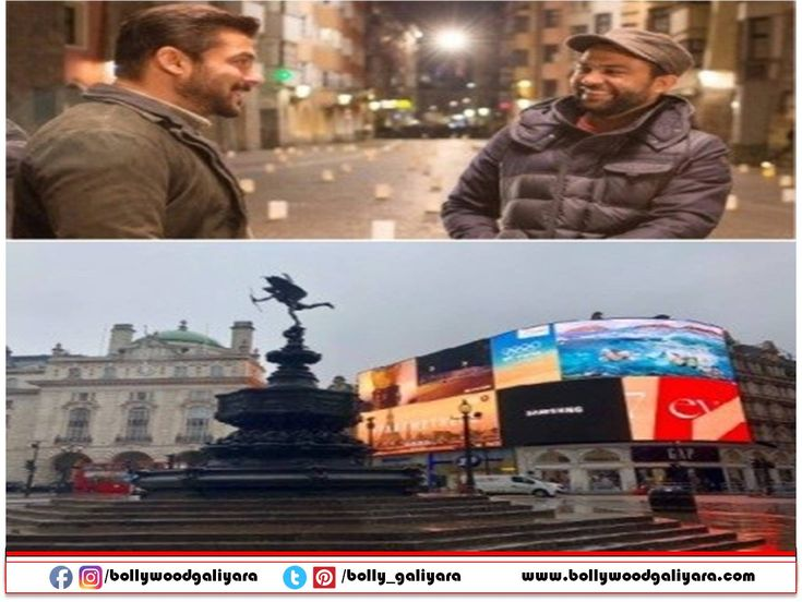 """""""The super hit duo of """"Tiger Zinda Hai"""" – Actor Salman Khan and director Ali Abbas Zafar are reuniting for yet another mega movie, titled Bharat, and the filmmaker just confirmed that the work has started for the movie in London."""""""