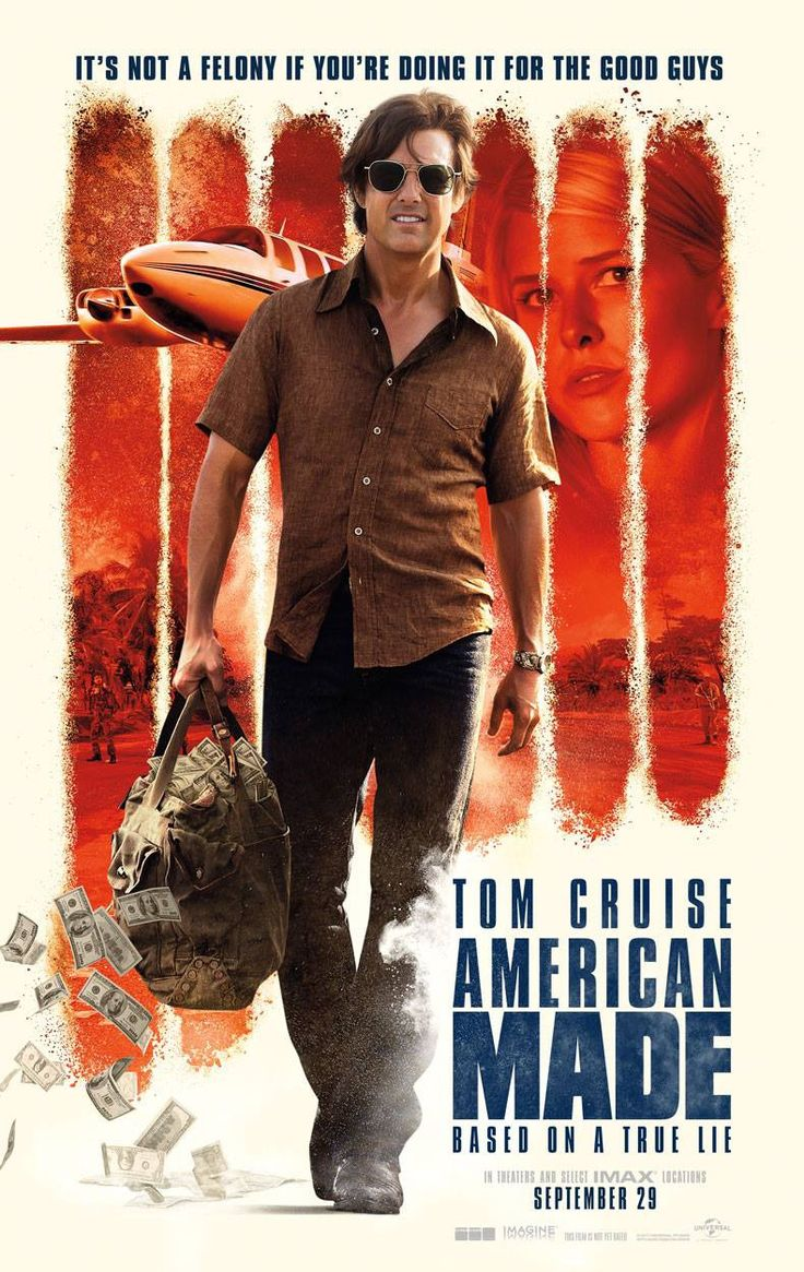 Directed by Doug Liman. With Tom Cruise, Domhnall Gleeson, Sarah Wright,  Jesse Plemons. The story of Barry Seal, an American pilot who became a  drug-runner ...