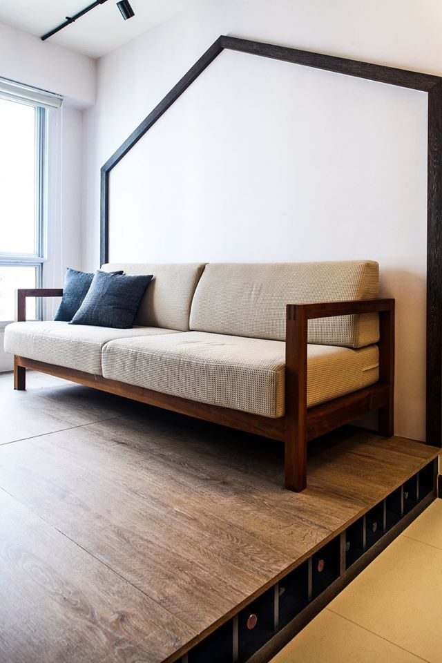 A Whole New Level 30 Raised Platform Designs For Your Home Bedroom Bed Design Platform Bedroom Bed Design #raised #platform #living #room