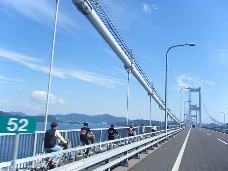 【愛媛県】しまなみ海道 《Photo.1》⇒ http://www.pinterest.com/pin/540854236471414797/ 《Photo.2》⇒ http://www.pinterest.com/pin/540854236471414800/ 《Photo.3》⇒ http://www.pinterest.com/pin/540854236471414808/ #Ehime_Japan #Setouchi