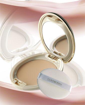 Coverderm Vanish Compact Powder