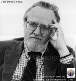 José Donoso Yánez -Premio Nacional de Literatura 1990